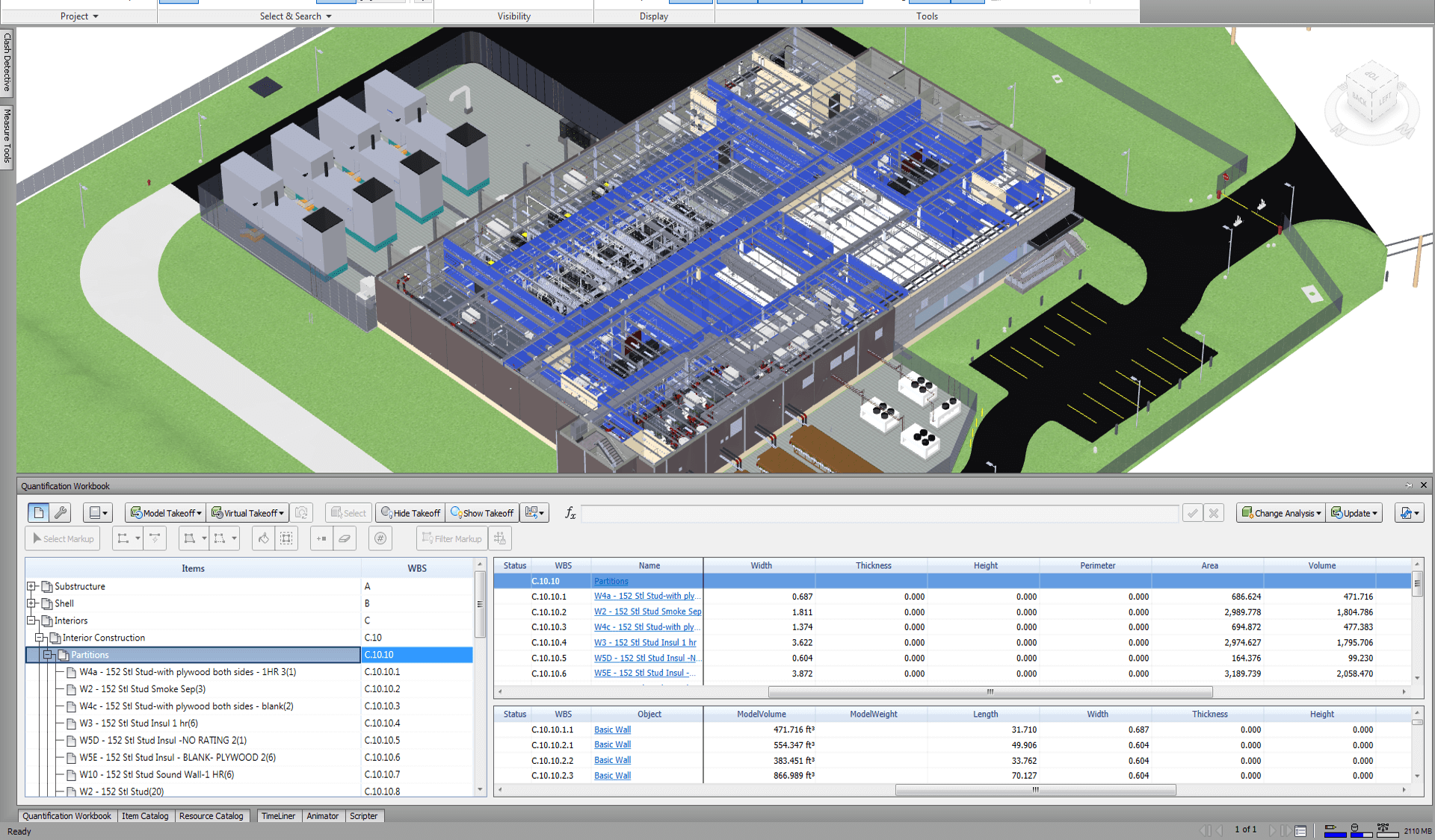 5D BIM Estimating | Ehvert : Ehvert